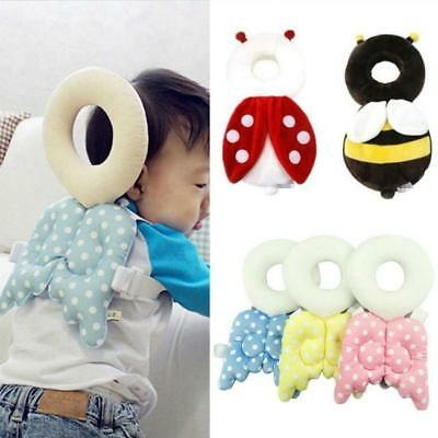 Baby Infant Walking Head Back Protection Protector Safety Pad Harness Cushion LD
