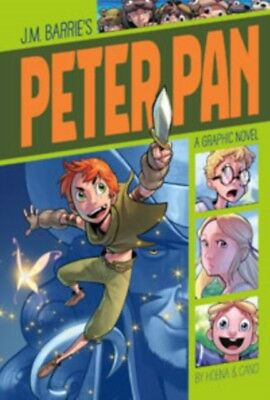 Peter Pan (Graphic Revolve: Common Core Editions) (Paperback), Ho...