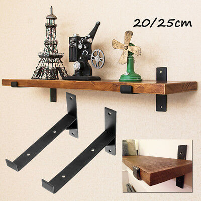2X in Ceiling Holder Bracket Shelf Wall Mounted Bathroom Shower Storage Shelves