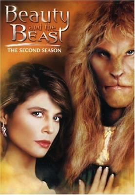Beauty and the Beast - The Complete Second Season (DVD, 2007) NEW