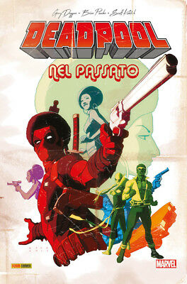 Deadpool Flashback - Deadpool nel passato - MArvel - Panini Comics - Sconto 10%