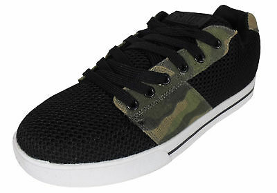 Skate Casual Lace Up Sports Shoe Low-Top Mens Fashion Running Trainers UK 6 - 11