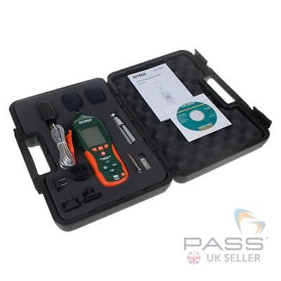 *NEW* Extech HD600 Class 2 Datalogging Sound Level Meter, from 30 to 130dB / UK