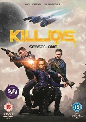 Killjoys Season 1 DVD NEW DVD (8306969)