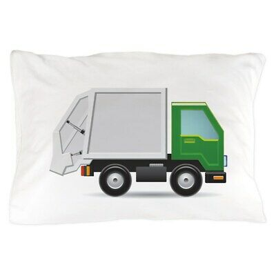 "20/""x30/"" 1610066767 CafePress Garbage Truck Standard Size Pillow Case"