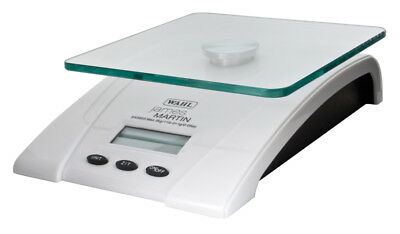 James Martin Digital Scales White & Black Lcd