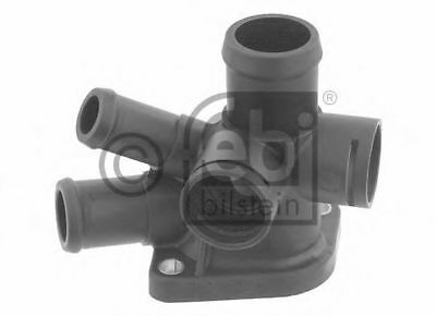 pack of one febi bilstein 18568 Coolant Flange for thermostat housing