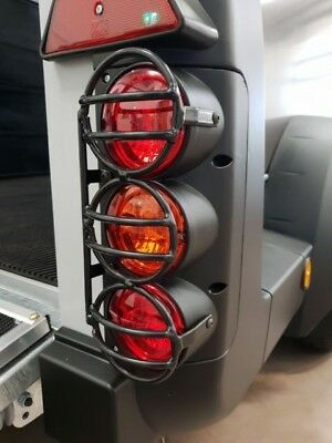 LIGHT GUARDS TO FIT THE  IFOR WILLIAMS  403  506 511 RANGE OF Horse Trailers