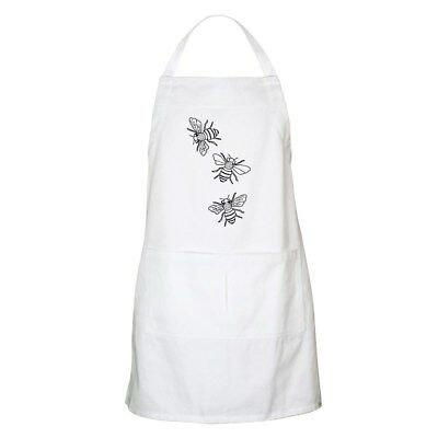 CafePress - Honey Bees Apron - Full Length Cooking Apron