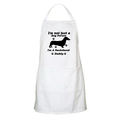 CafePress - Daschund Daddy Apron - Full Length Cooking Apron