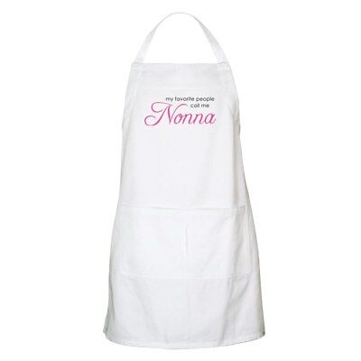 CafePress - Favorite People Call Me Nonna Apron - Full Length Cooking Apron