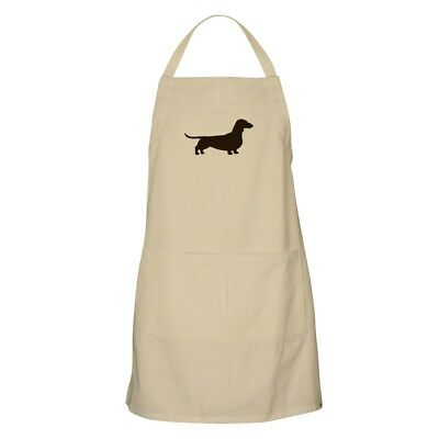CafePress - Dachshund Silhouette Apron - Full Length Cooking Apron