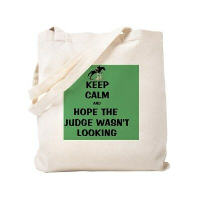 SHOPPING BAG KEEP CALM AND CARRY ON RIDING FUNNY HORSE TOTE GROOMING