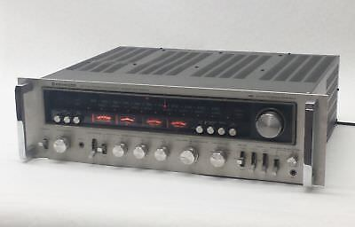 Vintage Kenwood Kr-9600 Am/fm Stereo Tuner Receiver Amplifier Amp 160Wpc Parts