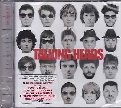 The Best Of Talking Heads - Cd