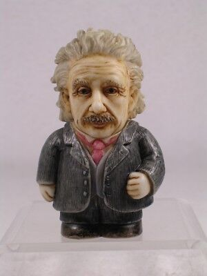 Harmony Kingdom / Ball Pot Bellys / Belly 'Albert Einstein' #PBHAE New In Box