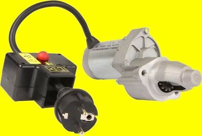 NEW Starter for Snow Blower SNOWBLOWER Europe ACQD170a, 230 Volt, 14 Tooth, CCW