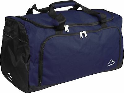 More Mile Small B Grade Training Holdall - Navy
