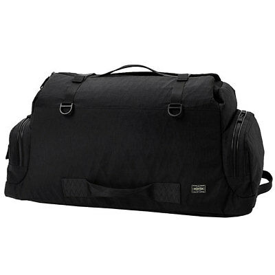 NEW Yoshida Bag PORTER   PORTER HYBRID 2WAY BOSTON BAG 737-17818 Black  Japan F eaac5663bc168