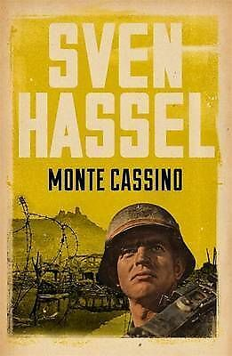 Monte Cassino (CASSELL MILITARY PAPERBACKS), Hassel, Sven, Very Good Book