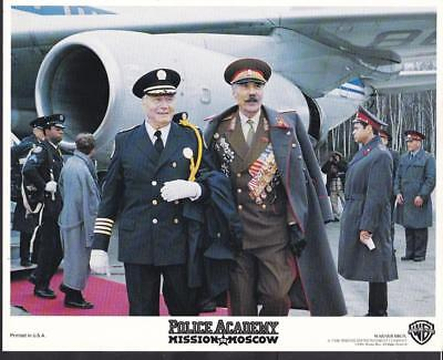 Christopher Lee G Gaynes Police Academy Mission to Moscow 1994 movie photo 33713