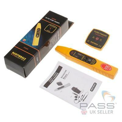 Martindale FD550 - Digital Fuse Finder Kit Transmitter & Voltage Receiver / UK