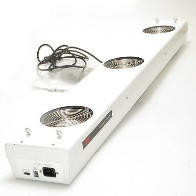 3M 991 Overhead Air Ionizer with 3 Fans