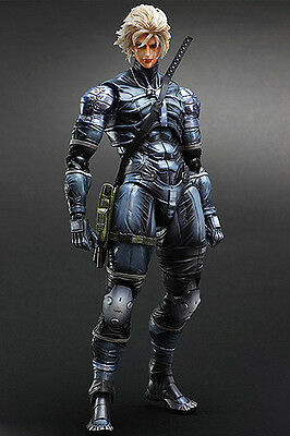 Figürchen play Arts Kai raiden - Metal Gear 2 - 28 cm - Square Enix