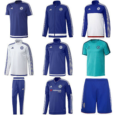 Chelsea Entraînement Taille Fc Football Bleu Xs Tricot Adidas Pull REAdPnSwdq