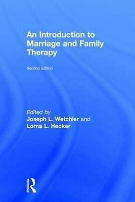 Introduction to Marriage and Family Therapy (English) Hardcover Book Free Shippi
