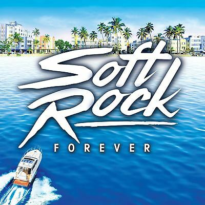 SOFT ROCK FOREVER 3 CD SET VARIOUS ARTISTS (April 13th 2018)