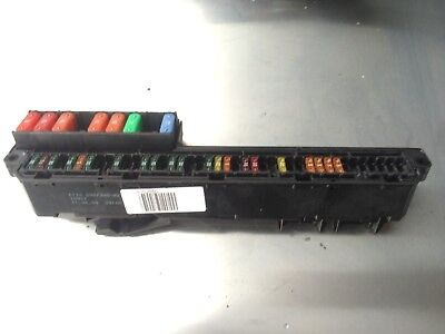 BMW 5 6 Series E60 E61 E63 Power Distribution Electrical Fuse Box ...