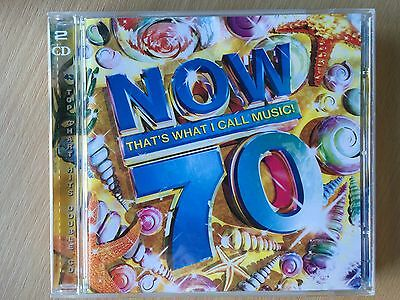 Now That's What I Call Music Vol.70 (2008) Chart Pop Compilation CD