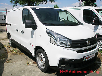Fiat Talento 1.6 Multijet 95 Turbo L1H1 1,0 t Business Mietvertrag Langzeitmiete