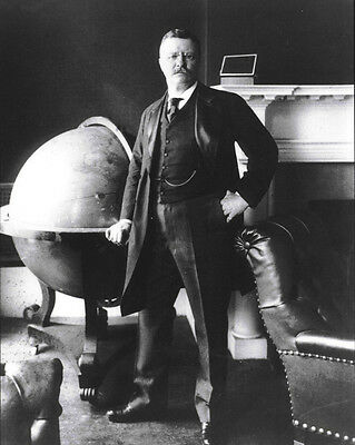Theodore Teddy Roosevelt President  8 x 10 Photo Picture Photograph #m1