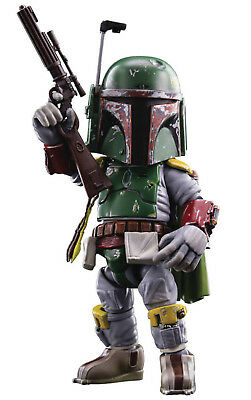 NEW Star Wars Boba Fett Action Figure by Herocross Hybrid Metal Figuration #016