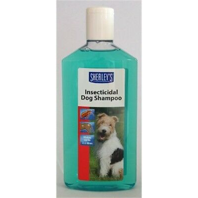 Sherleys Insecticidal Dog Shampoo 100ml - Beaphar