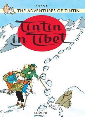 Tintin in Tibet (Adventures of Tintin) by Herge | Hardcover Book | 9781405208192