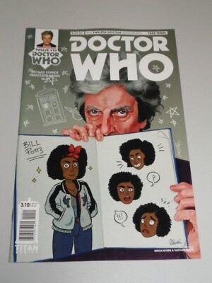 Doctor Who #3.10 Twelfth Doctor Year Three Titan Comics Cover A January 2018