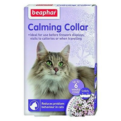 Beaphar Calming Collar For Cats - Reduces
