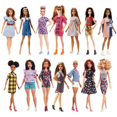 Barbie Fashionistas Doll Choice of Dolls NEW (One Supplied)
