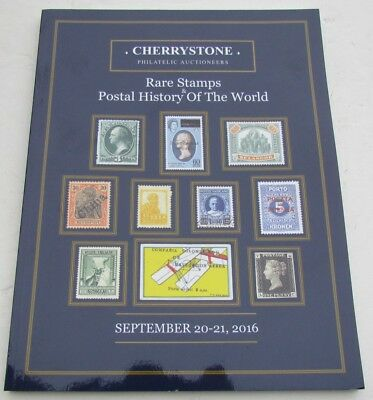RARE STAMPS POSTAL HISTORY of the WORLD 2014 CHERRYSTONE