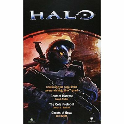 Halo Boxed Set: Contact Harvest/The Cole Protocol/Ghost - Mass Market Paperback