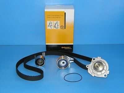 Timing Belt Kit ContiTech ct968k1 alfa fiat lancia 2.4 JTD + Water Pump