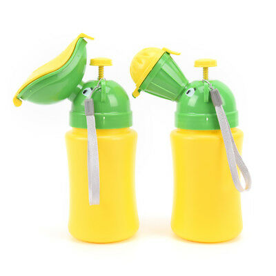 Portable Baby Urinal Male Leak-proof Child Urinal Mini Travel Car Toilet_Camping