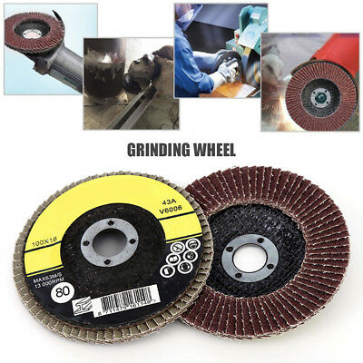 100mm Sanding  Iron Mesh Cover Flap Discs Grinding Wheels Blades Angle Grinder