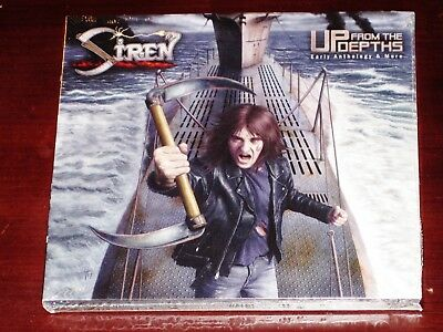 Siren: Up From The Depths Early Anthology & More - Limited Edition 2 CD Set NEW
