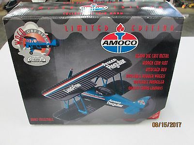 Amoco Regular Collectible Coin Bank Limited Edition