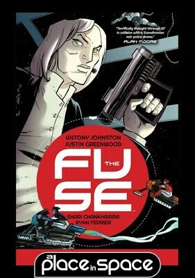Fuse Vol 02 Gridlock - Softcover