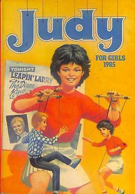 Judy for Girls 1985 (Annual), , Good Condition Book, ISBN